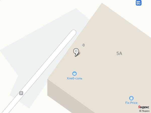Папа Мастер на карте Марковой