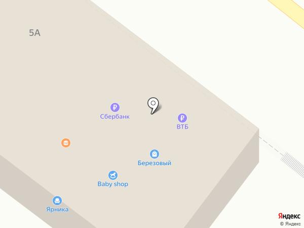 Baik-Al на карте Марковой