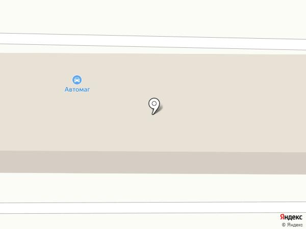 Нидиан шина на карте Иркутска