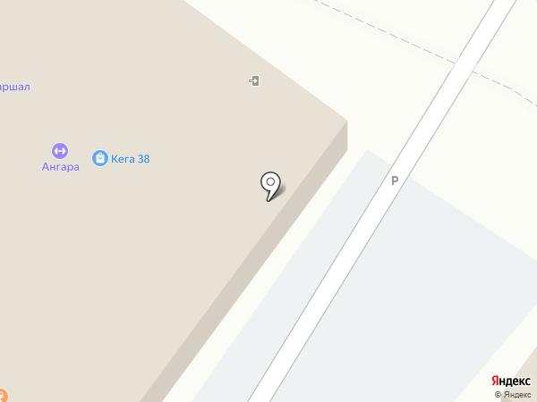 Банкомат, Банк ВТБ 24, ПАО на карте Марковой