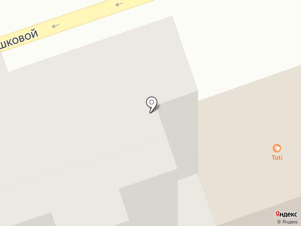 Бухен Хаус на карте Иркутска