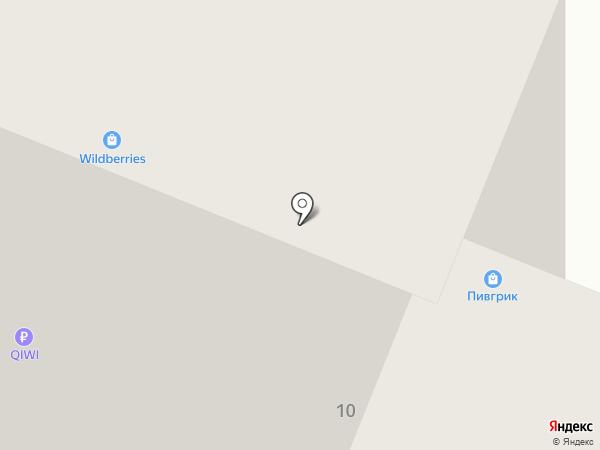 СольMarine на карте Иркутска
