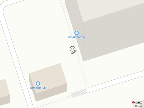Минимакс на карте Иркутска