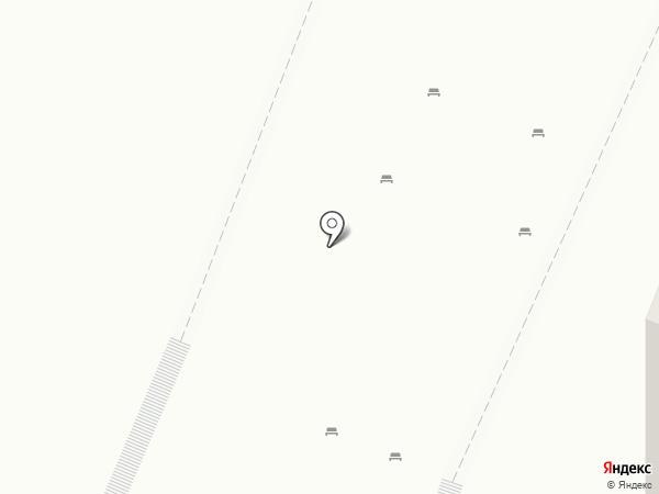 Розовый ветер на карте Иркутска
