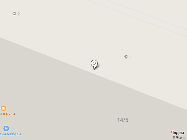 Золотой ключик на карте Иркутска