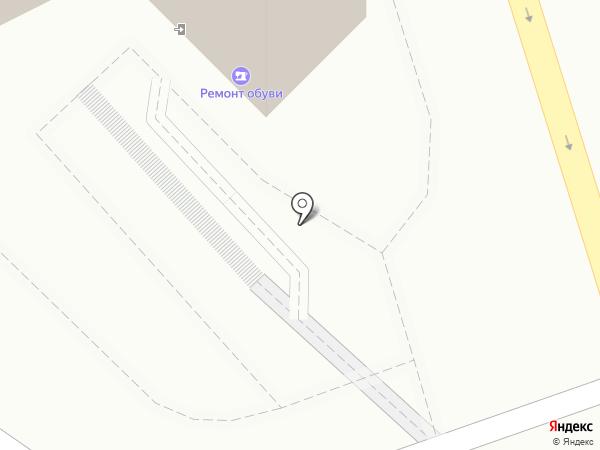 МАК на карте Иркутска