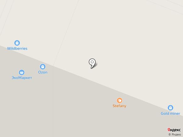 Градусофф на карте Иркутска