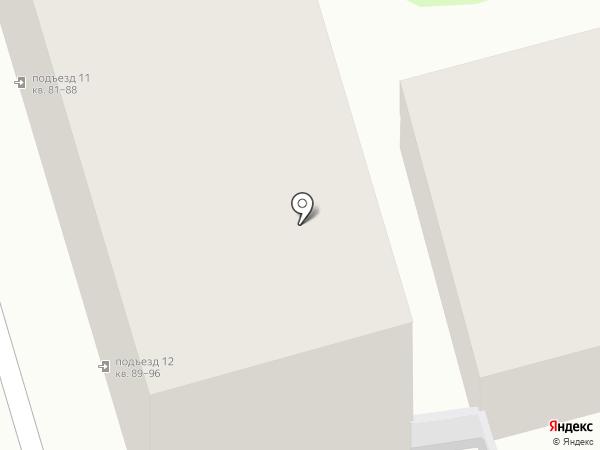 Бегемот на карте Иркутска