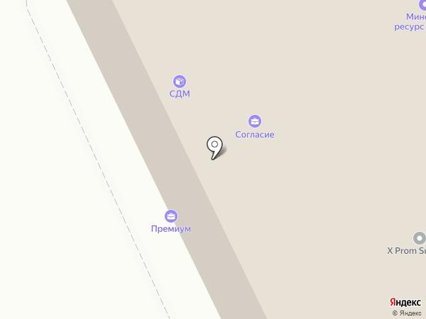 ДЭФО-Иркутск на карте Иркутска