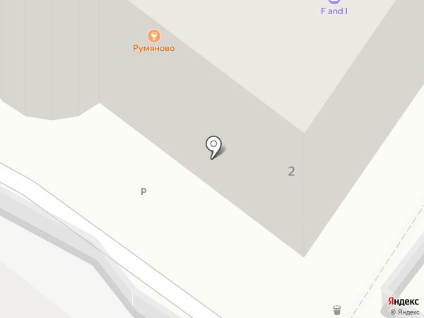 ВостСибЖАСО на карте Иркутска