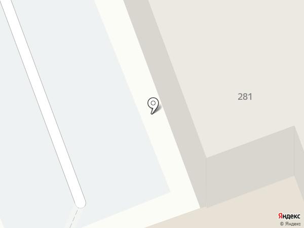 Адвокатский кабинет Полянского А.Ю. на карте Иркутска