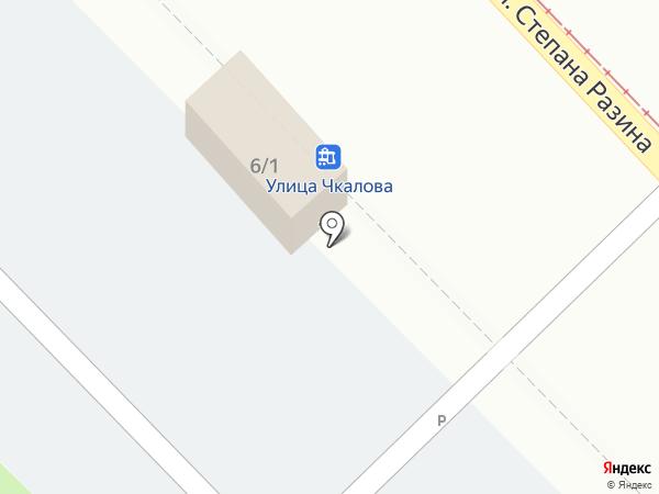 BuketShop на карте Иркутска