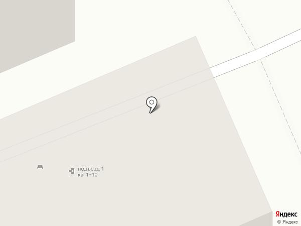 Сервисно-регистрационный центр, МКУ на карте Иркутска