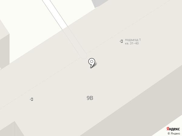 VJN на карте Иркутска