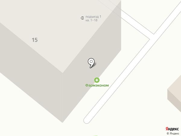 Наш на карте Иркутска