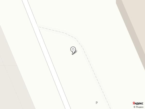 Паркмахерская на карте Иркутска