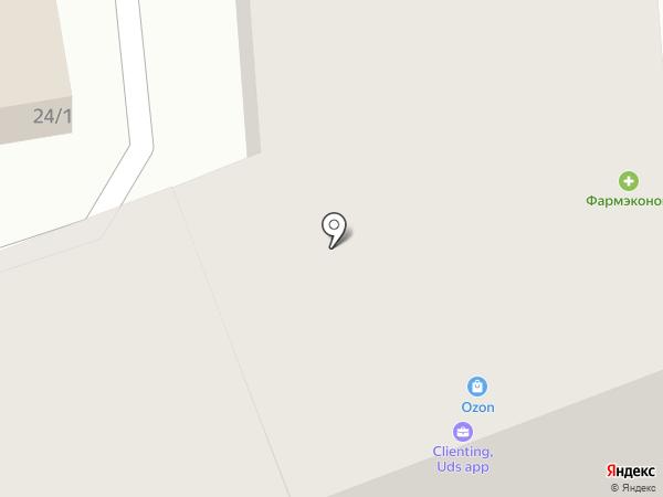 IQuest на карте Иркутска