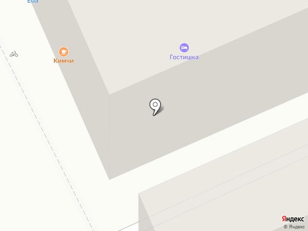 КБ Кредит Экспресс на карте Иркутска