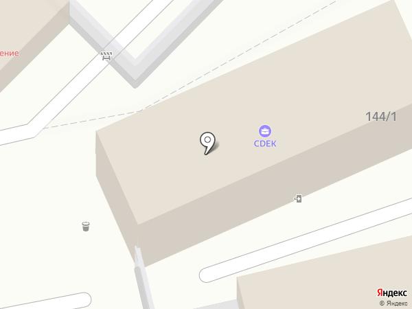ДЫМteam на карте Иркутска