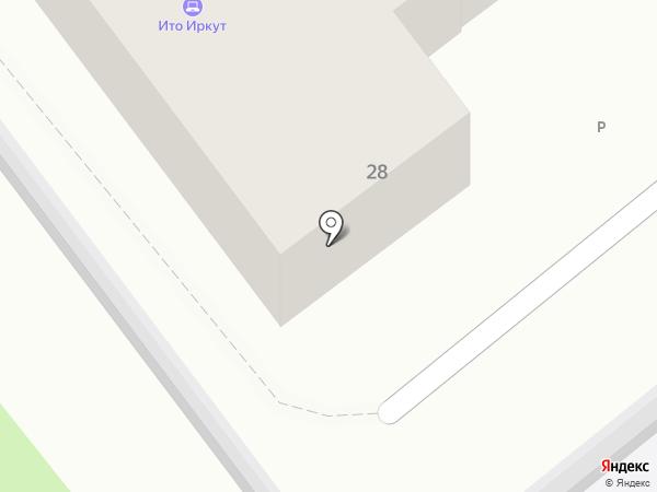 ViSchooL на карте Иркутска