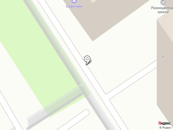 ХостелыРус Иркутск на карте Иркутска