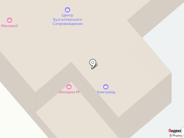Приор-Секьюрити на карте Иркутска