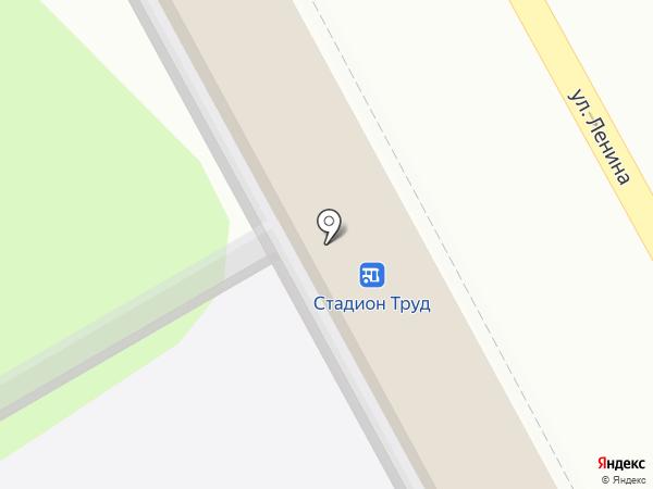 Сибкасса на карте Иркутска