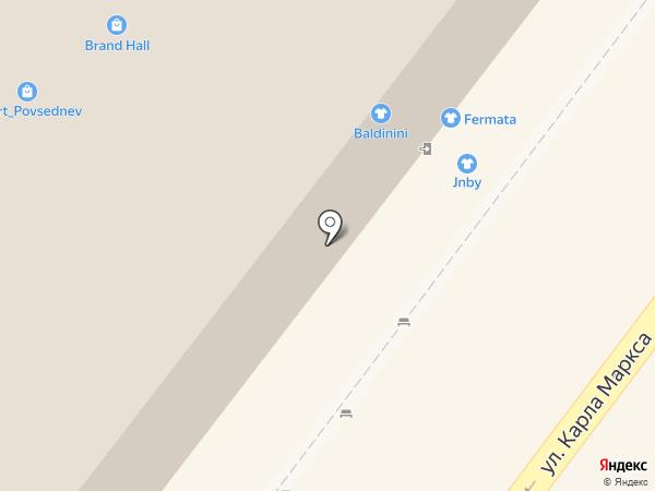 Only на карте Иркутска