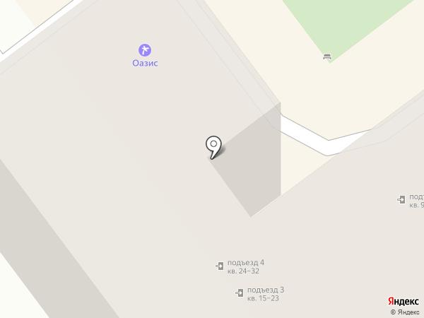 Здоровое жильё на карте Иркутска