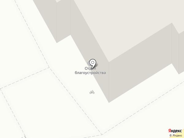 Организационно-контрольное управление на карте Иркутска