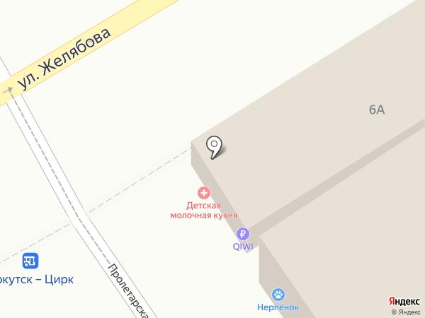 FLORенция на карте Иркутска