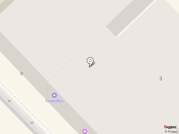 Угли на карте Иркутска
