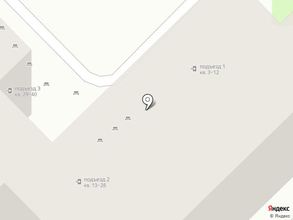 Дом ветеранов на карте Иркутска