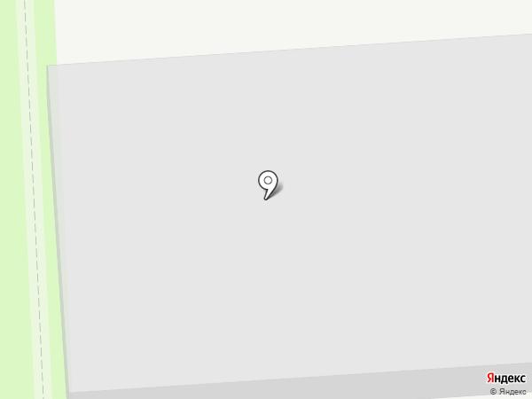 Фактория на карте Иркутска