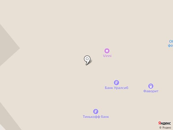 Irkea на карте Иркутска