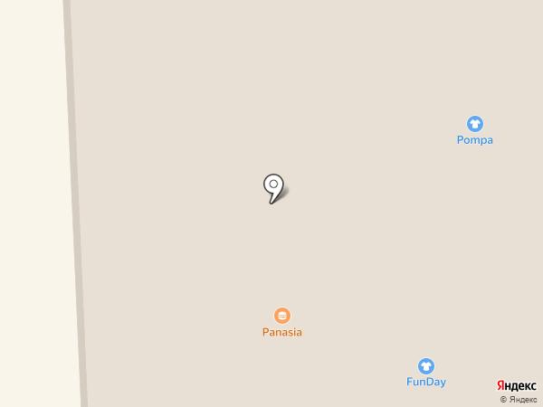HOT DOGGER на карте Иркутска