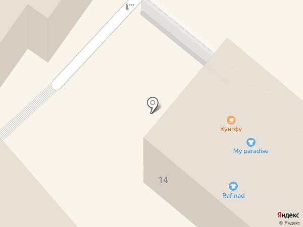 The Bronx Bar на карте Иркутска