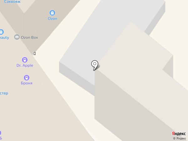 Эдельвейс-Иркутск на карте Иркутска