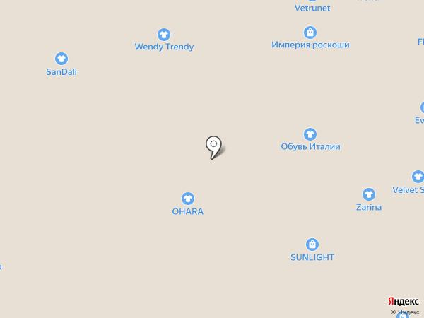 Wendy trendy на карте Иркутска