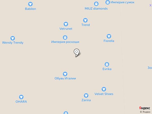 Vetru net на карте Иркутска