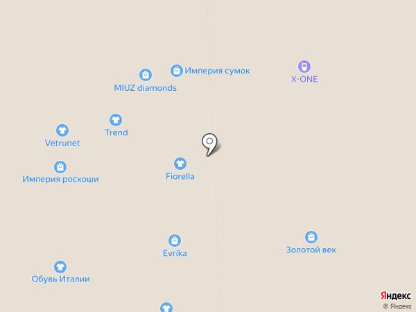 Royal Mandini на карте Иркутска