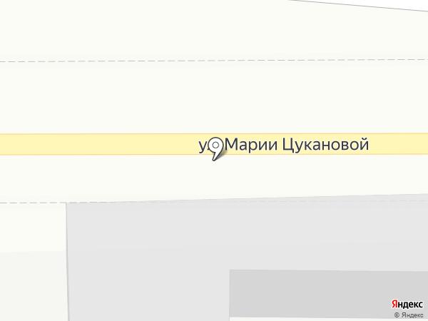 Арт-Мастер на карте Иркутска