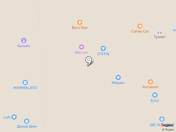 Majorica на карте Иркутска