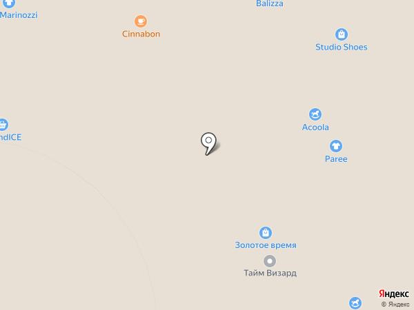 Арт-Песочница на карте Иркутска