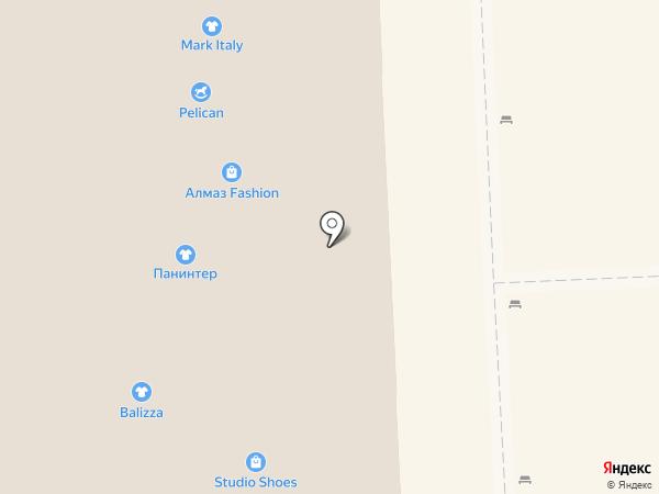 Creative на карте Иркутска