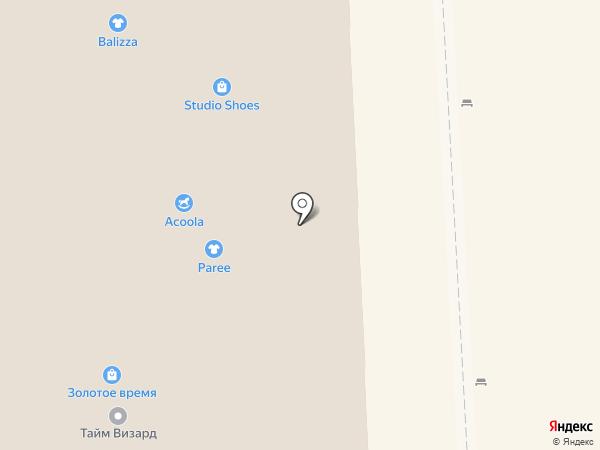 Александр на карте Иркутска