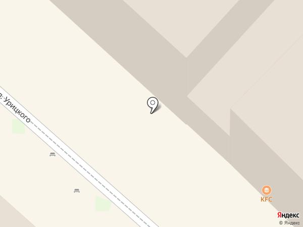 The Coffee Box на карте Иркутска