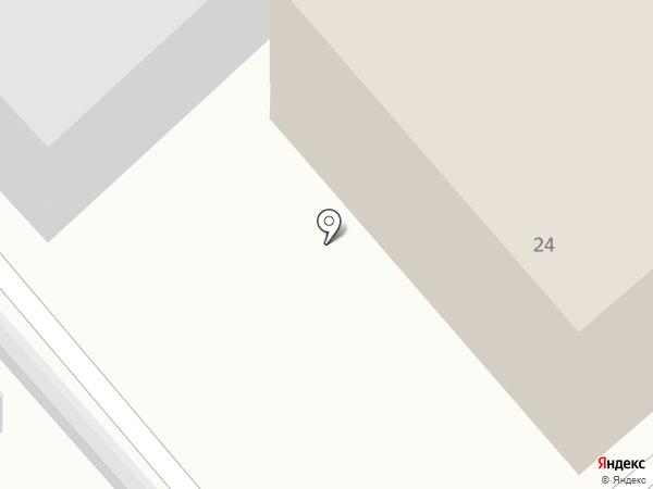 Межрайонный отдел судебных приставов на карте Иркутска