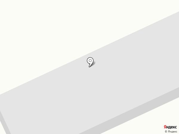 Мустанг на карте Карлука