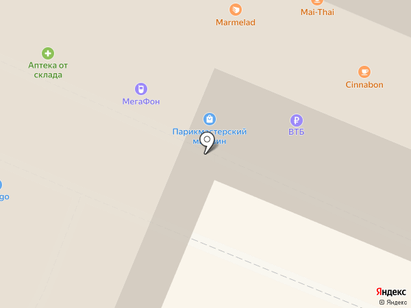 Tele2 на карте Иркутска